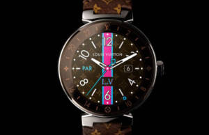 Louis Vuitton smartwatch