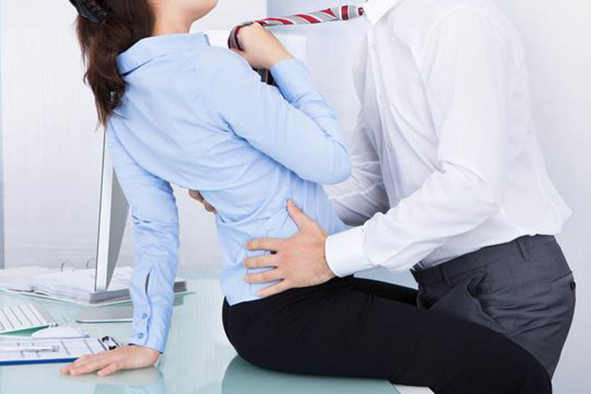 Flirt in ufficio