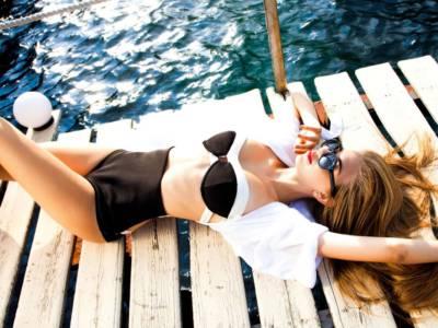 I bikini a vita alta che amerai sono quelli di… Cecilia Rodriguez e Giulia De Lellis!