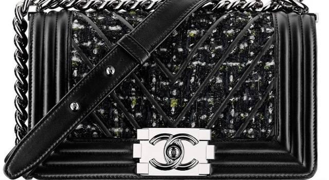 Borse Chanel autunno inverno 2017 2018: la nuova collezione