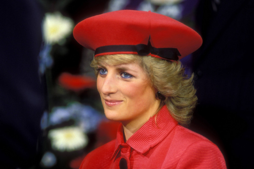 LADY D DIANA SPENCER