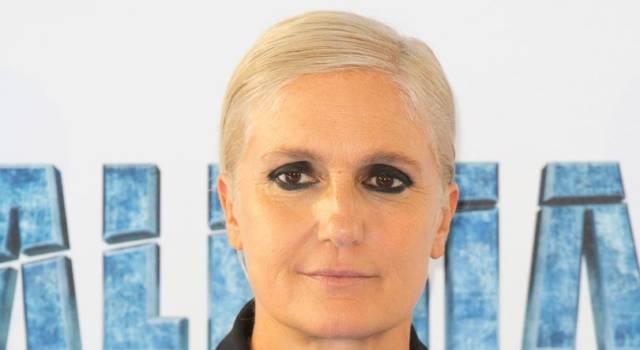 """Maria Grazia Chiuri: """"Ci sono modelle naturalmente magre, altre no…"""""""