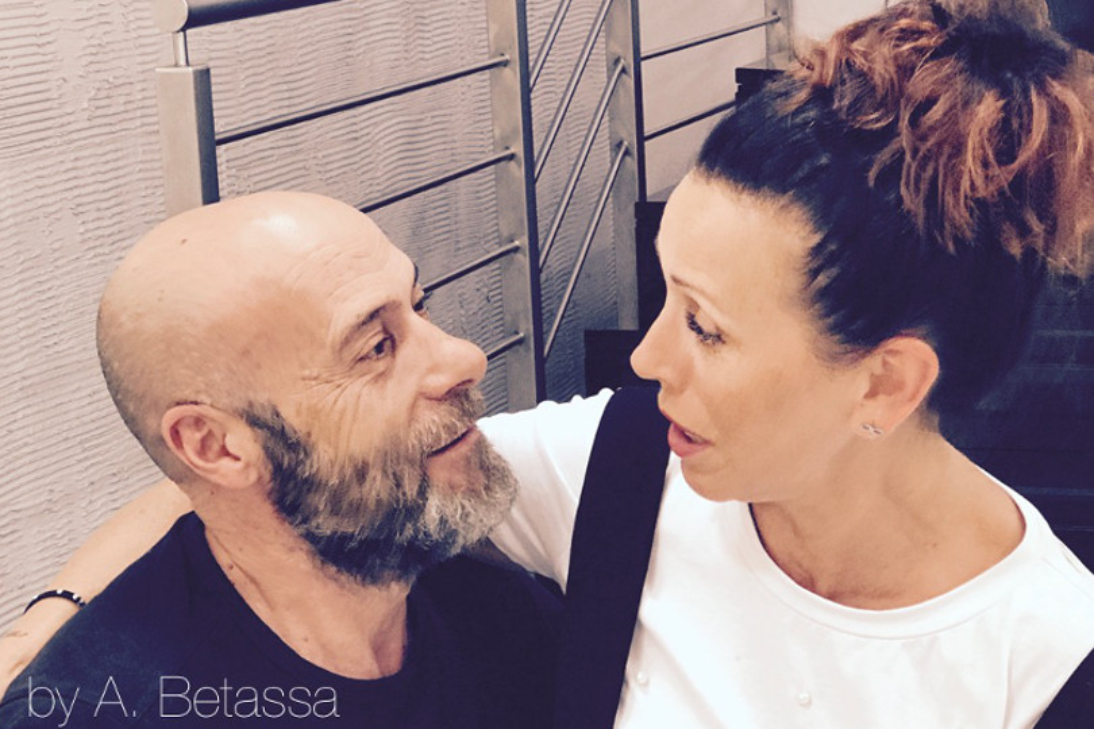 Pino e Paola La Mode di Biella