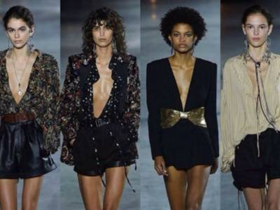 Da Dior a Saint Laurent, i primi trend dalla Paris Fashion Week 2018