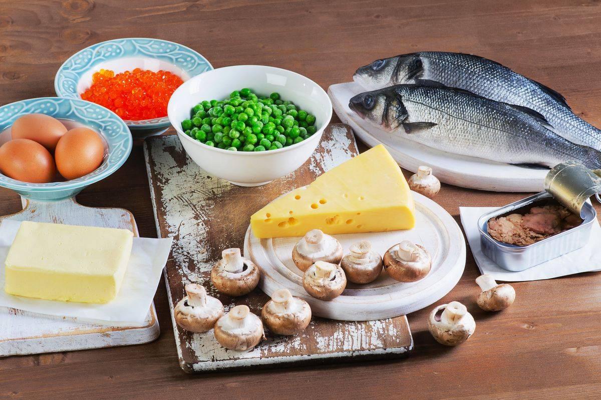 Alimenti Vitamina