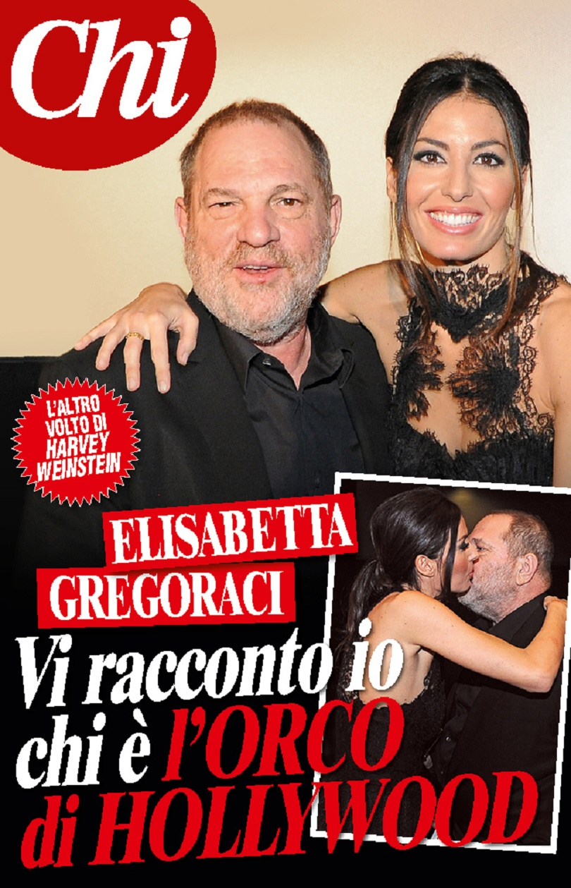 ELISABETTA GREGORACI