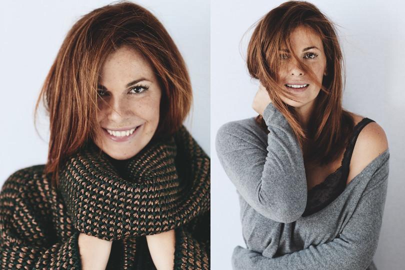 Vanessa Incontrada per Elena Mirò
