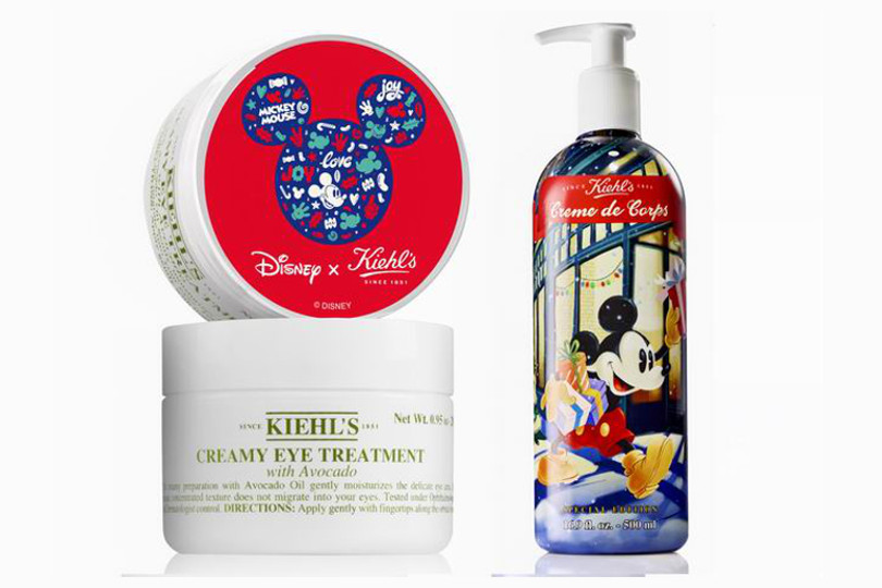 Disney x Kiehl's