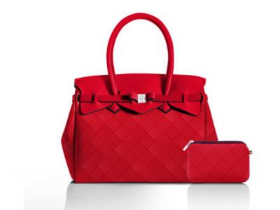 Save My Bag Natale 2017: la limited edition Paris Rouge con pochette