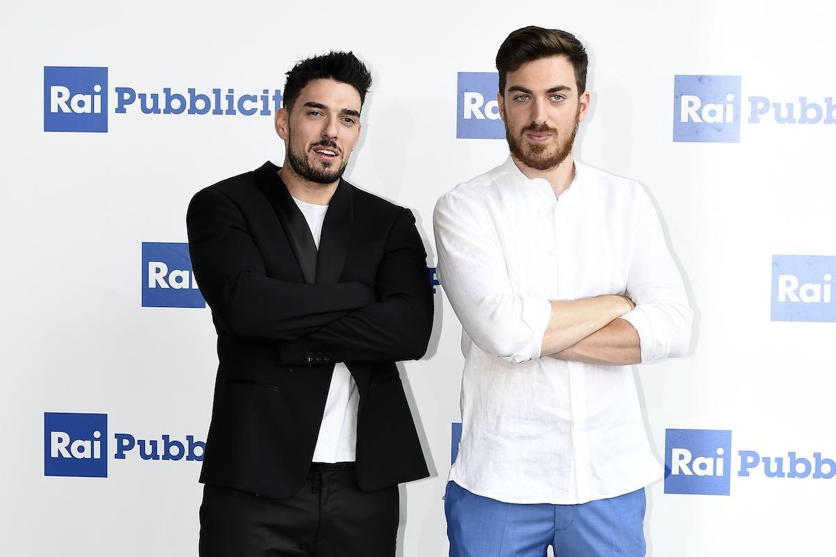 Alessandro Tenace e Alessio Stigliano