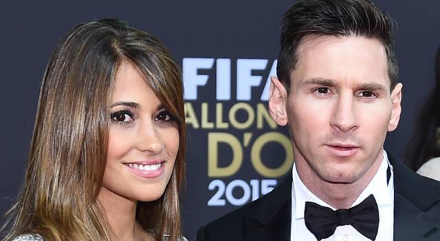 Antonella Roccuzzo: 7 curiosità sulla moglie di Lionel Messi!