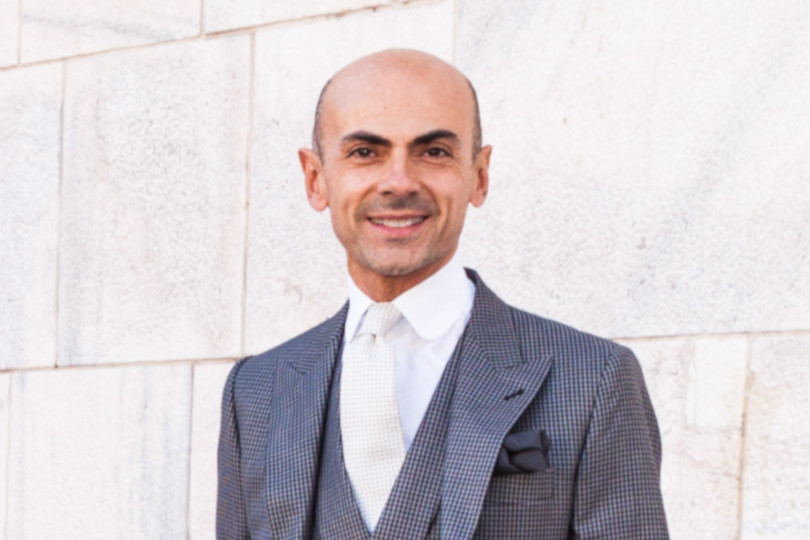 3a36baf95096 Chi è Enzo Miccio  la vita privata del wedding planner