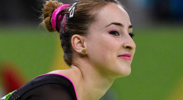 Chi è Carlotta Ferlito, la ginnasta oro alle Universiadi