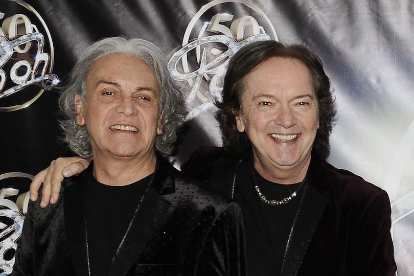 Red Canzian e Riccardo Fogli