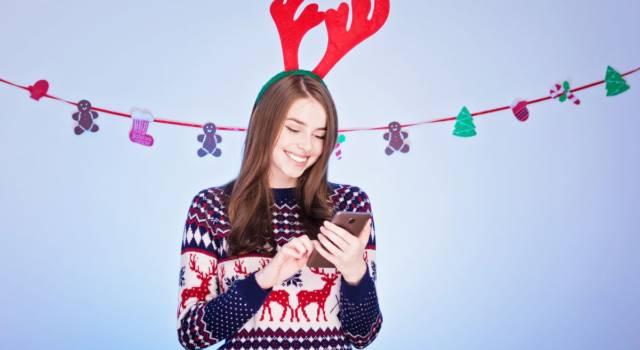 Accessori di capelli per Natale