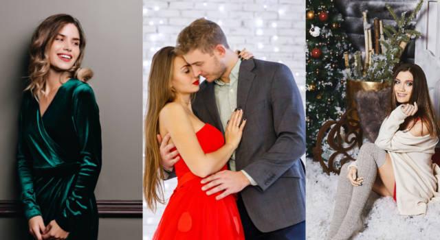 Come vestirsi a Natale? 3 outfit per una cena romantica