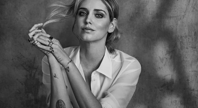 Chiara Ferragni x Pomellato: testimonial di Pomellato For Women 2018
