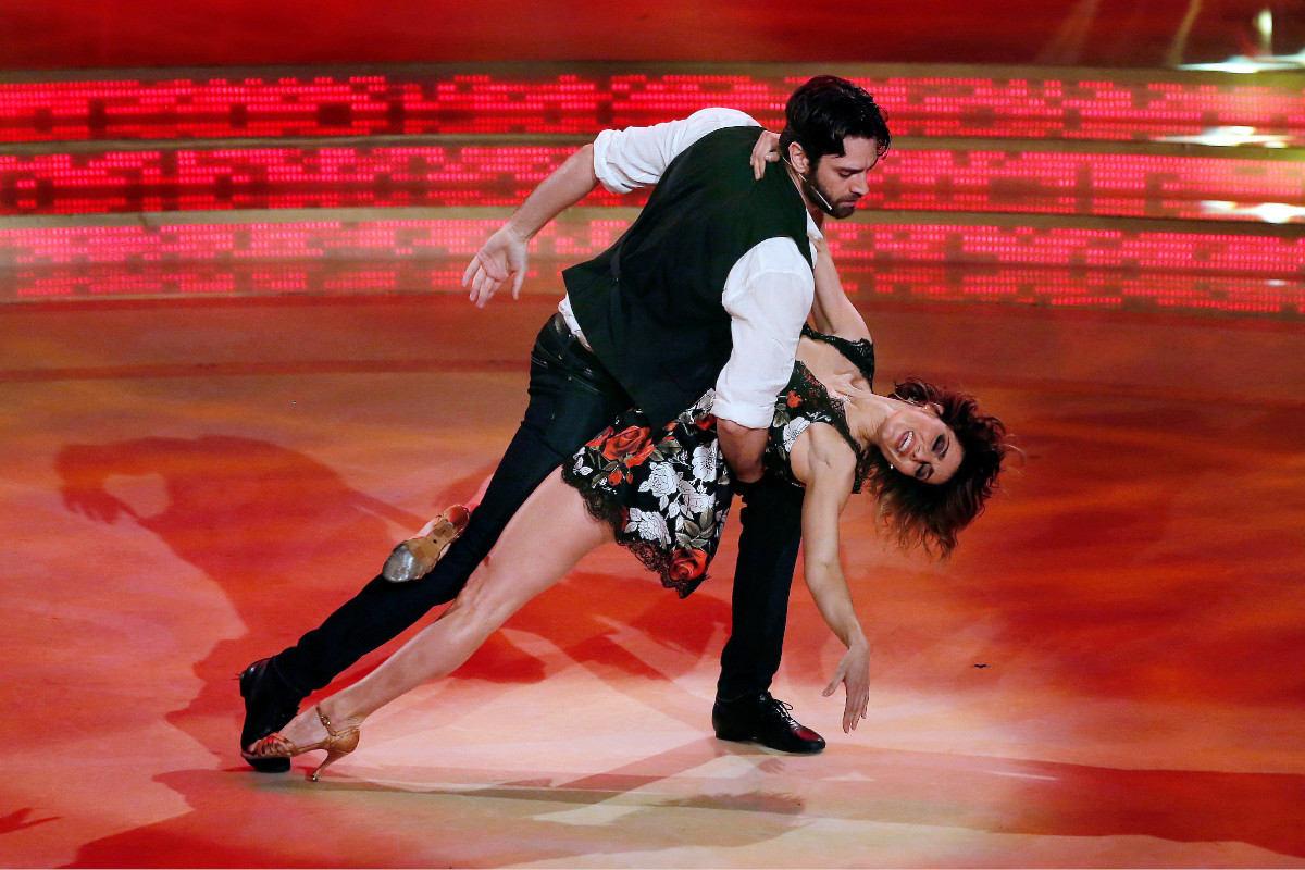 Antonio Palmese e Samanta Togni - Ballando con le Stelle 2017