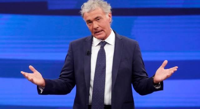Massimo Giletti, malore in diretta tv!