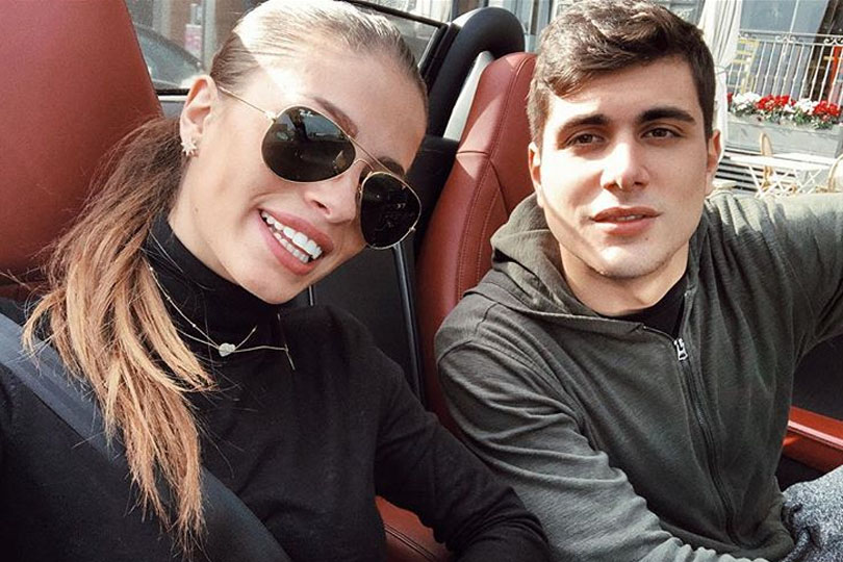 Ugo Abbamonte e Chiara Nasti