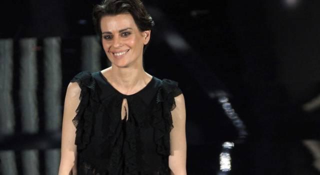 Claudia Pandolfi incinta per la seconda volta con il compagno Marco De Angelis
