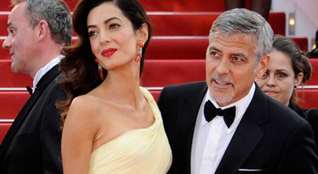Stilista dell'abito da sposa di Amal Alamuddin, moglie di Clooney