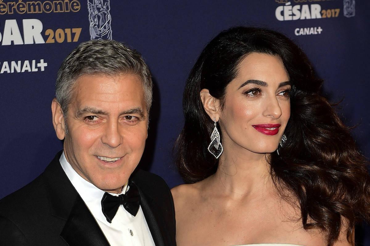 A cena con George Clooney e Amal: l'appello su Omaze
