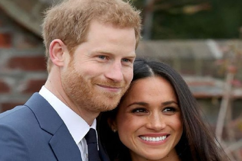 Principe Harry Meghan Markle
