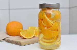 Detergente alle arance