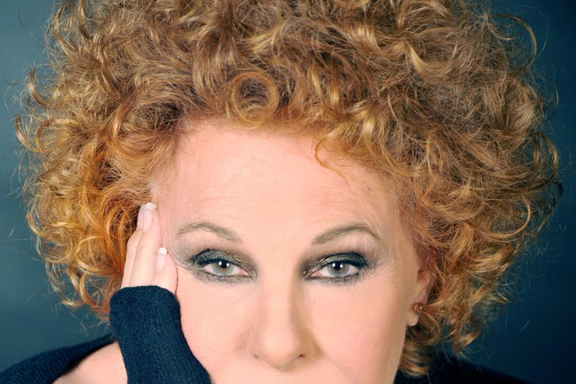 La cantante Ornella Vanoni