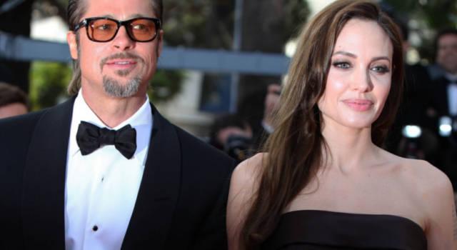 Angelina Jolie vs Brad Pitt: la resa dei conti per la custodia dei figli