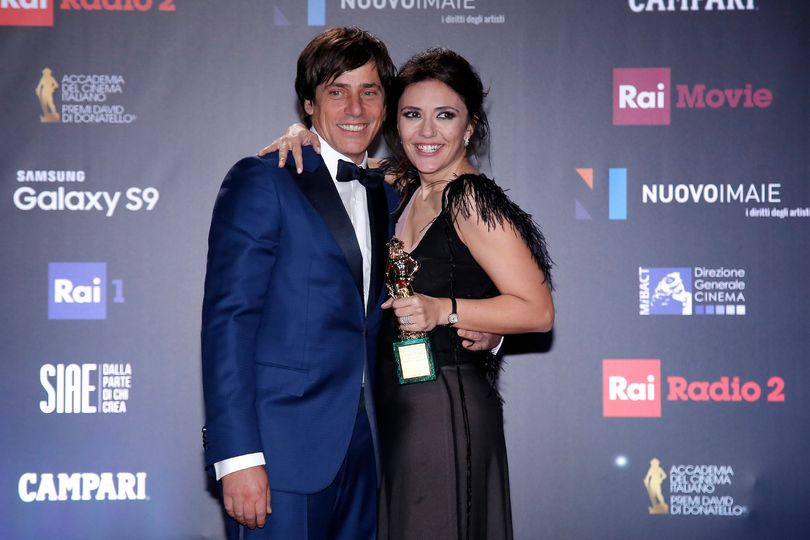DAVIDE DEVENUTO SERENA ROSSI