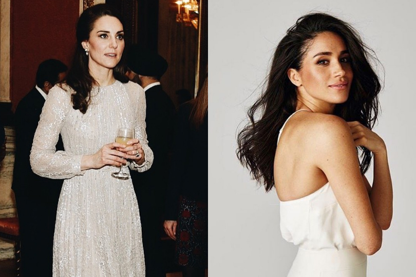 Kate Middleton VS Meghan Markle