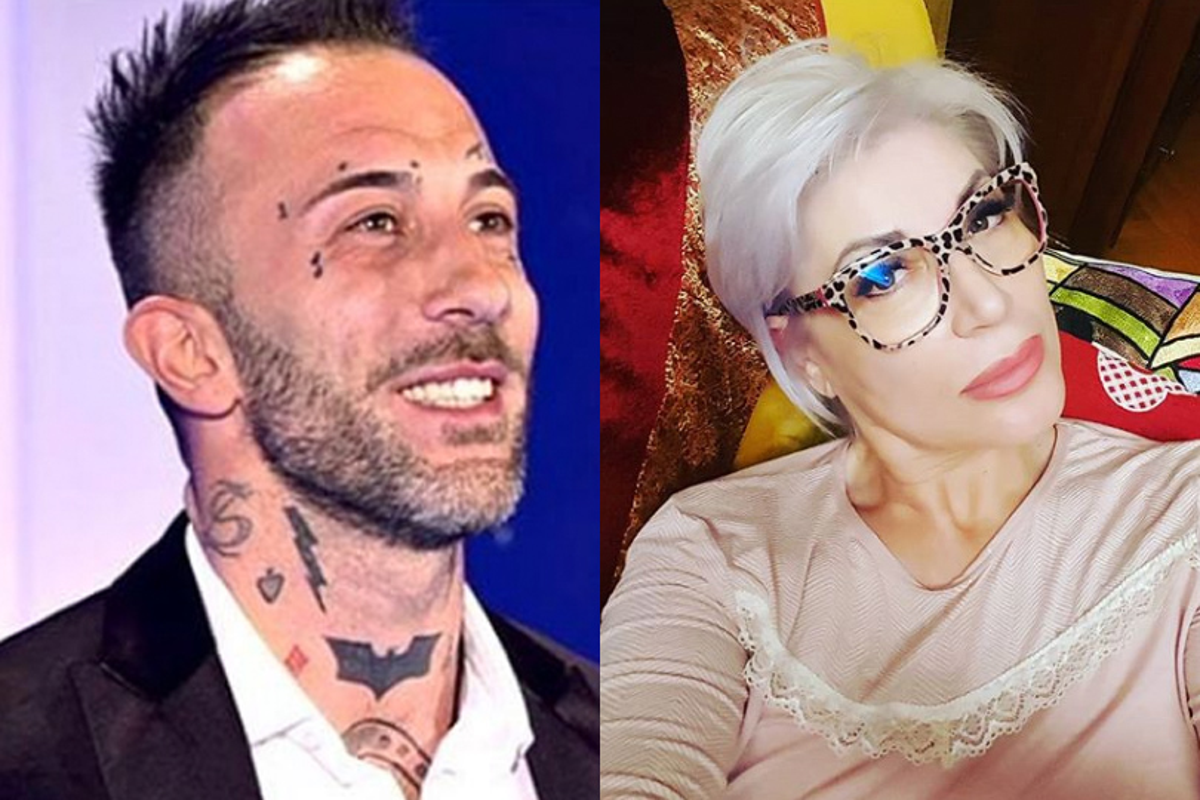 Simone Coccia e Lucia Bramieri