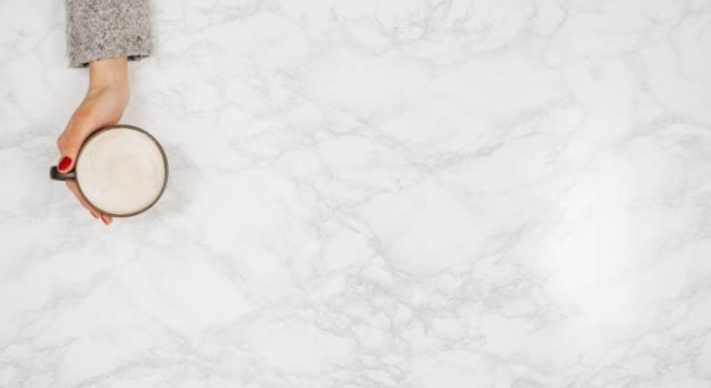 Come ravvivare marmo del bagno