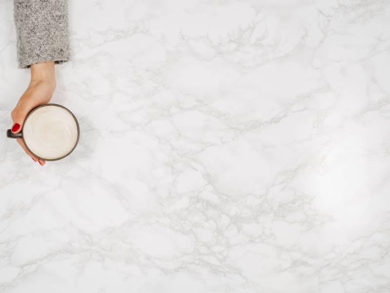 Come pulire il marmo senza rovinarlo: i prodotti naturali