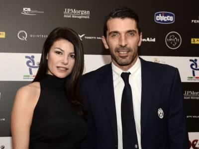 Gigi Buffon e Ilaria D'Amico: la passione è alle stelle