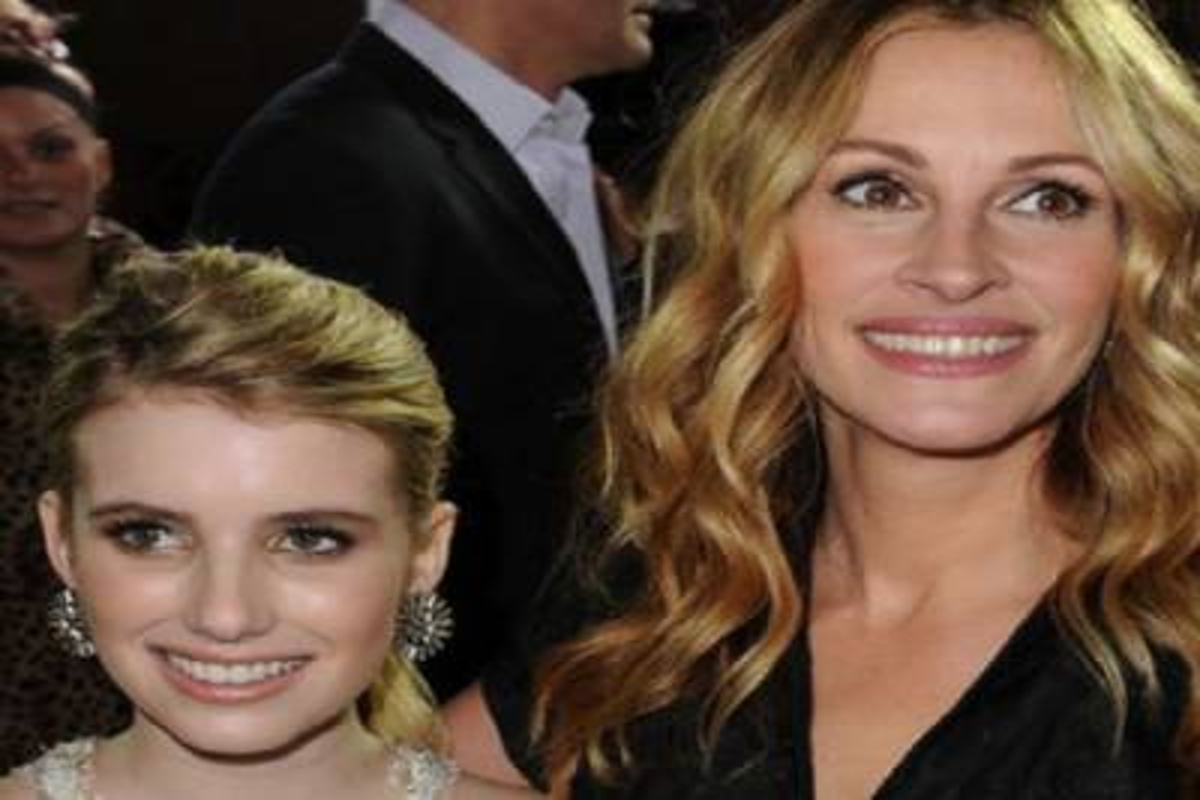 Julia e Emma Roberts: zia e nipote tali e quali?