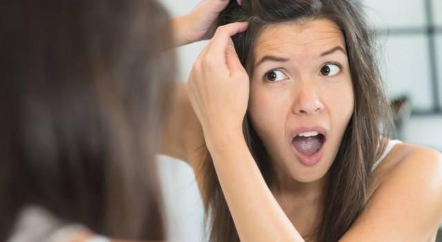 Emergenza capelli bianchi? Potete sfruttare alcuni rimedi naturali!