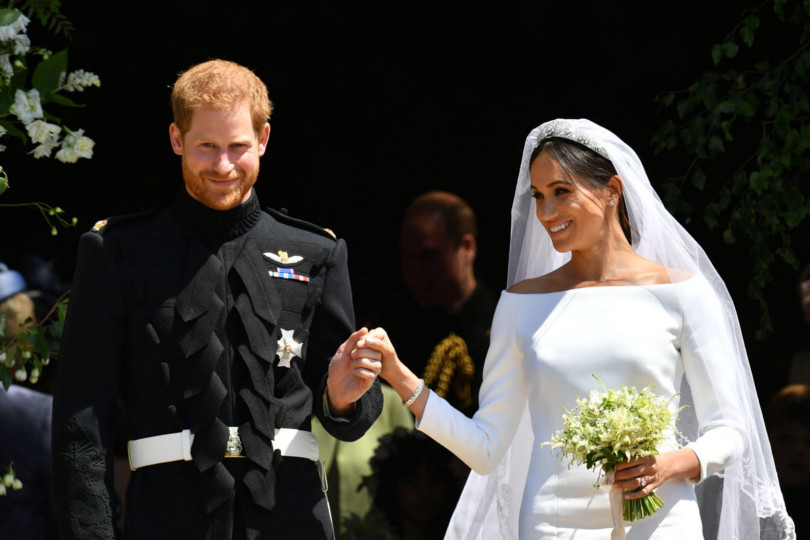 Meghan e Harry