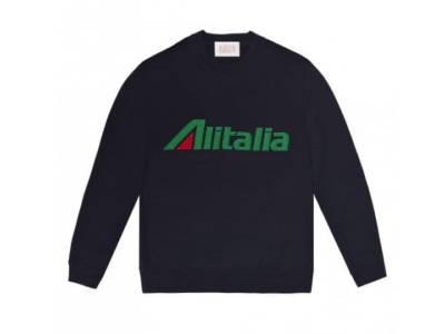 Alitalia by Alberta Ferretti: ecco la capsule di felpe acquistabili subito