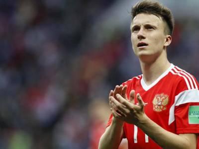 Aleksandr Golovin, tutto sul calciatore star dei Mondiali di Russia 2018!