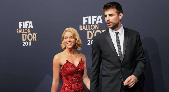 Chi è Gerard Piqué, marito della cantante colombiana Shakira