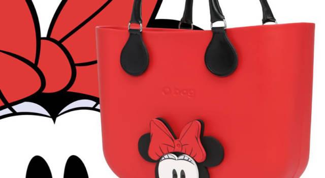 O Bag x Disney: ecco la speciale capsule collection estiva dedicata a Minnie