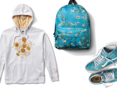 Vans x Van Gogh: in arrivo la capsule collection dedicata al celebre pittore
