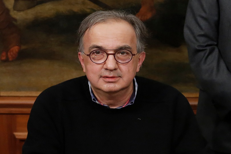 Fca, Marchionne in ospedale: