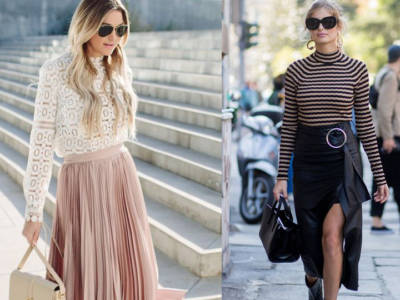 Le gonne dell'autunno inverno 2018 – 2019: i must have