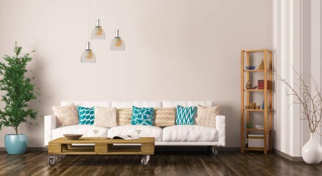 Psicologia dei colori applicata alla casa: quale scegliere per ogni stanza