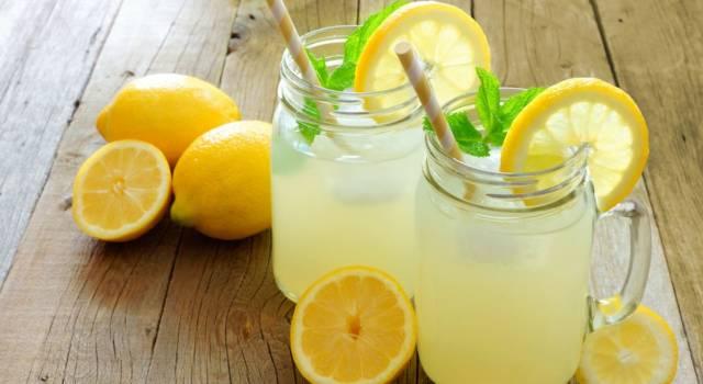 Come dimagrire con il succo di limone