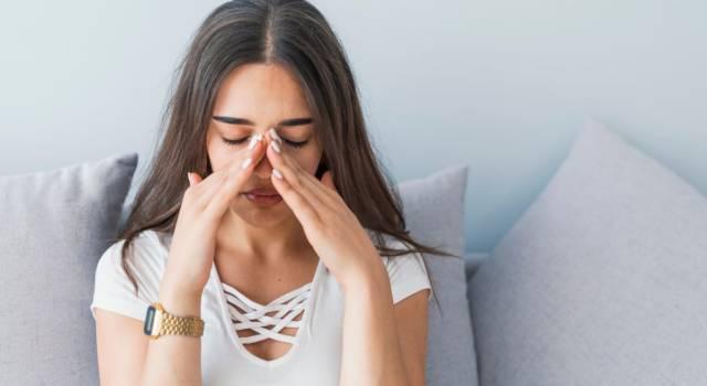 Allarme sinusite? Ecco i rimedi della nonna